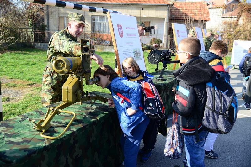 Photo of Vojska Srbije u Pirotu na tehničko taktičkom zboru