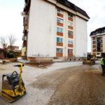 Uređuje se 4.000 kvadrata u ulici Dragoljuba Milenkovića