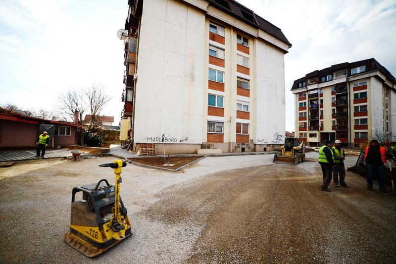 Photo of Uređuje se 4.000 kvadrata u ulici Dragoljuba Milenkovića