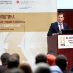 Vasić na Skupštini Stalne konferencije gradova i opština: Pirot je uvek bio okrenut ka investitorima