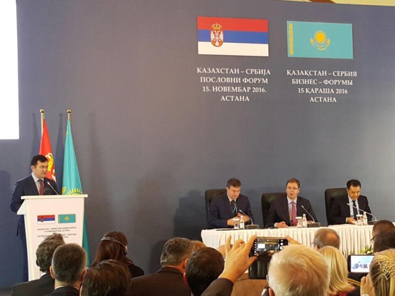 Photo of Slobodna zona Pirot na poslovnom forumu u Kazahstanu