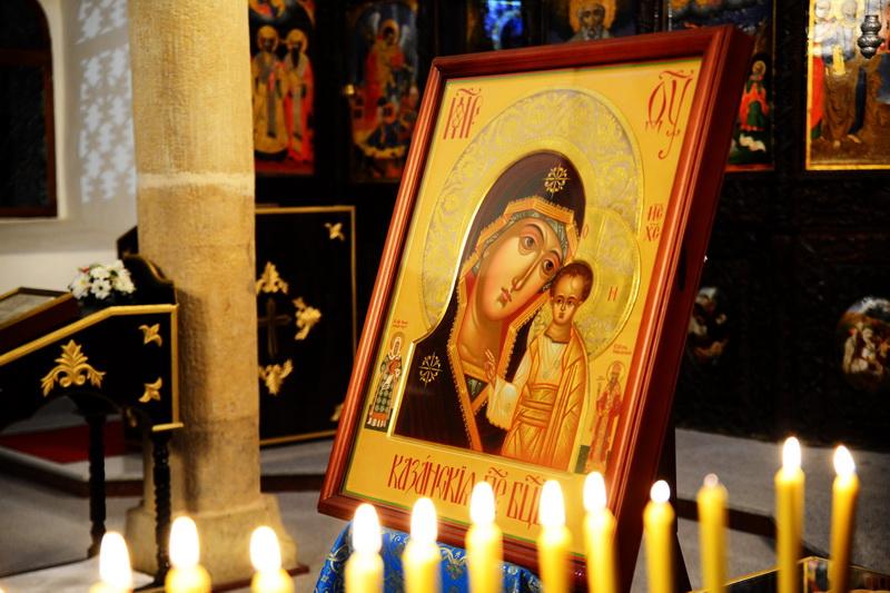 Photo of Čudotvorna ikona Bogorodice Kazanjske – zaštitnice Rusije u Tijabarskoj crkvi