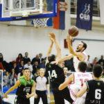 Velika pobeda pirotskih košarkaša u derbiju protiv Napretka 79:75