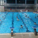 Vaterpolisti iz Valjeva na pripremama u Zatvorenom bazenu u Pirotu