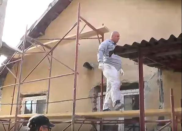 """Photo of """"Tamara u akciji"""" u Pirotu – renovira se kuća porodice Mančić"""