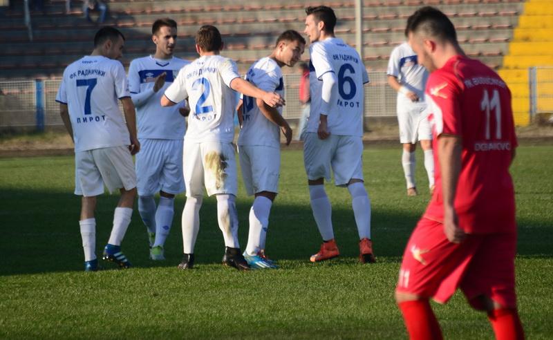 Photo of Radnički remizirao protiv Borče 1:1 – bod kao kuća za Bele