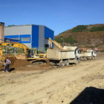 Gradi se Saobraćajnica 1 koja omogućuje dalje širenje Mišelina u Pirotu