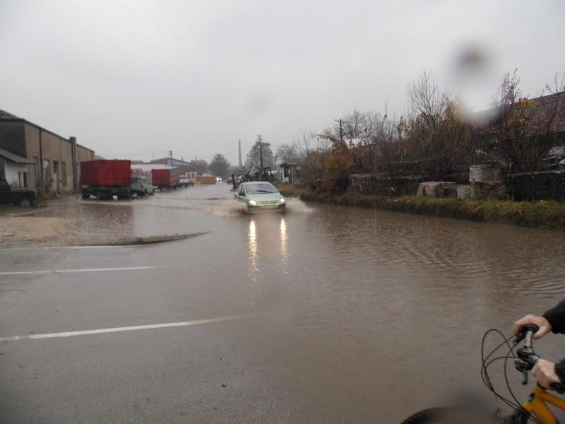 Photo of Opasnost od poplava!