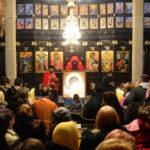 Litije i moleban za pravoslavnu braću u Crnoj Gori
