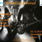 Pirotski rok festival u OKC-u
