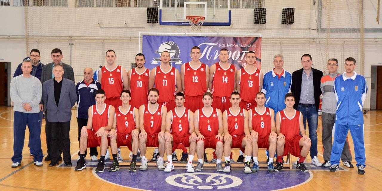 Photo of Veoma uspešna sezona pirotskih košarkaša