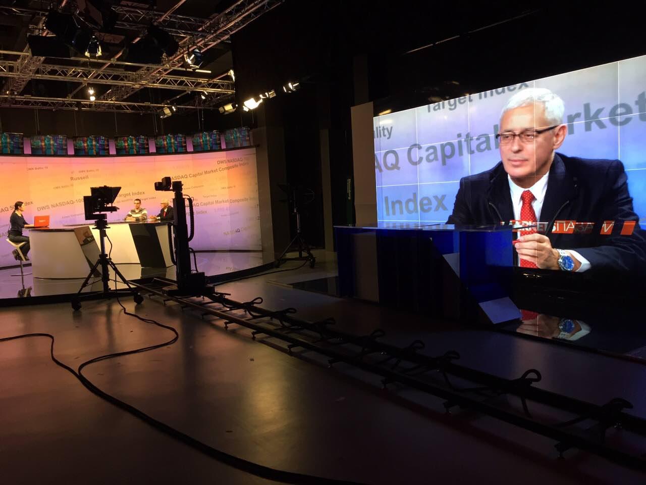 Photo of Dr Dragan Kostić za Blumberg TV: Kompanije u Slobodnoj zoni prave godišnji obrt od skoro milijardu evra
