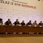 Vasić: Naredne dve godine posvećene intenzivnoj borbi protiv sive ekonomije