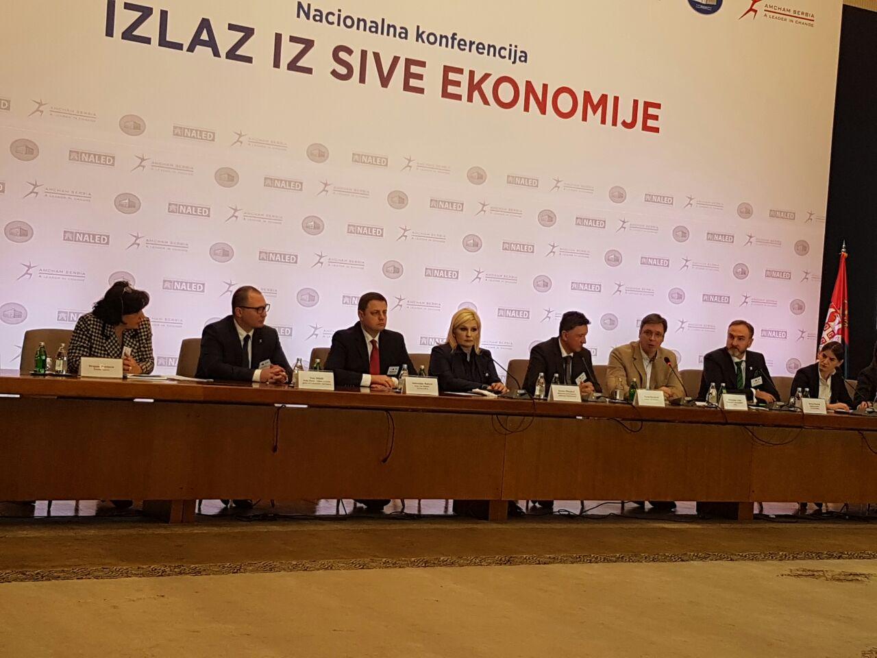 Photo of Vasić: Naredne dve godine posvećene intenzivnoj borbi protiv sive ekonomije