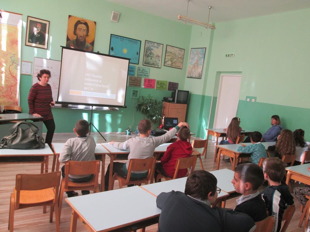 Photo of Zelena učionica