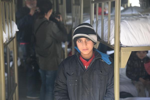 Photo of Smešteni prvi migranti u Pirotu