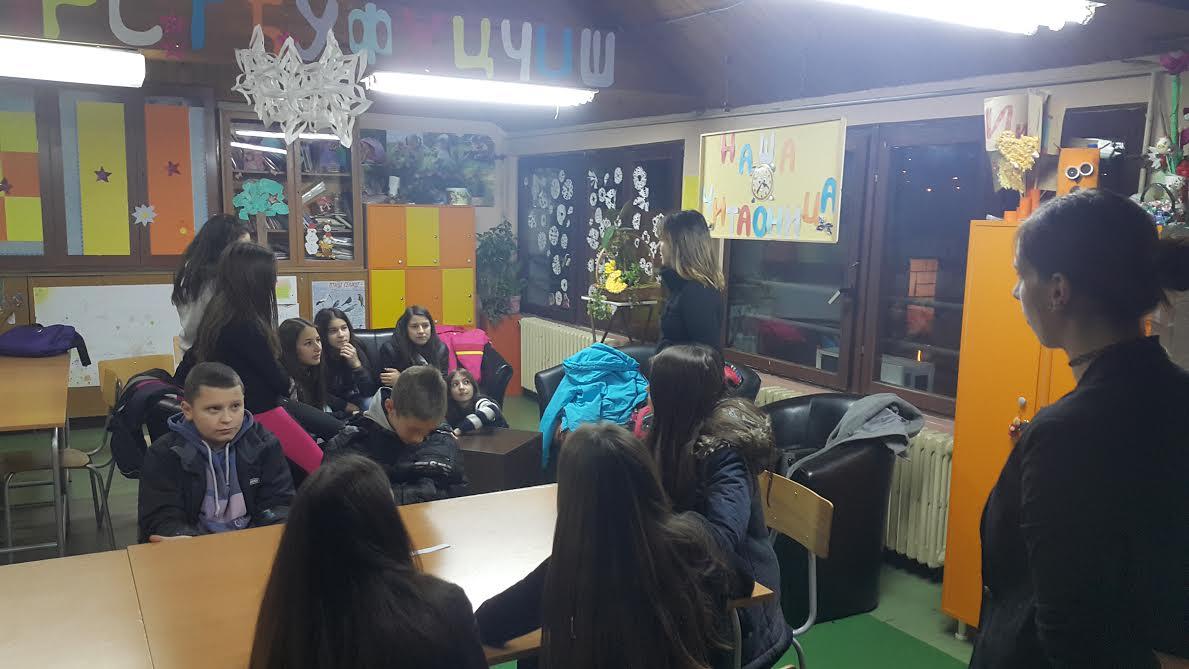 Photo of Đaci učili o volonterizmu