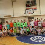 Mini basket fest održan u hali Kej
