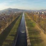 Pirotski Kej – oaza mira i tišine u centru grada