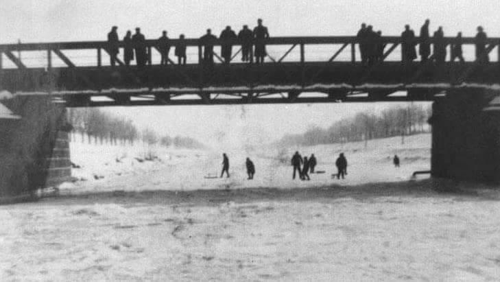 Photo of Kad je Nišava bila potpuno pod ledom