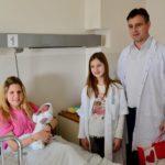 Nikad lepša slika u pirotskom porodilištu, 45 beba više, rođena i prva beba u 2017. godini