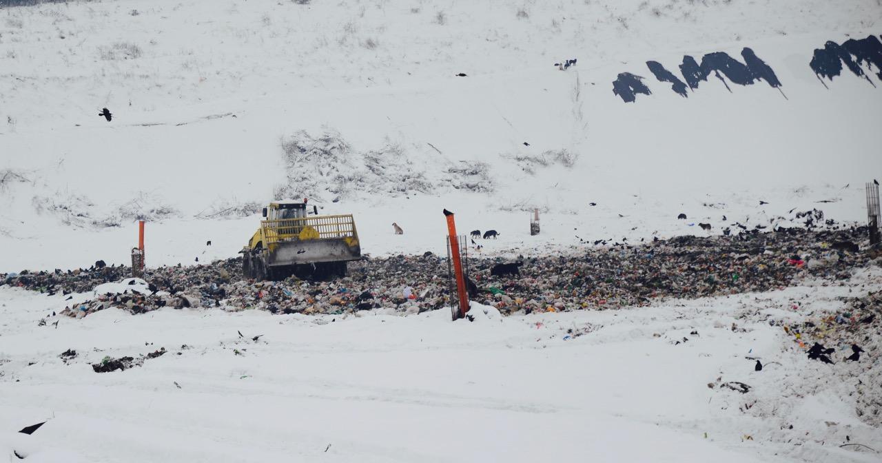 Photo of Regionalna deponija uspešno radi i u teškim uslovima