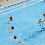 Prijateljski meč vaterpolo reprezentacija Srbije i Crne Gore na Zatvorenom bazenu u Pirotu
