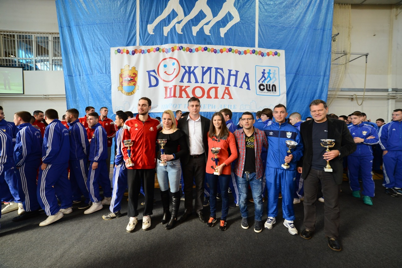 Photo of Radnički Pirot ekipa godine, proglašeni najbolji sportisti Pirota