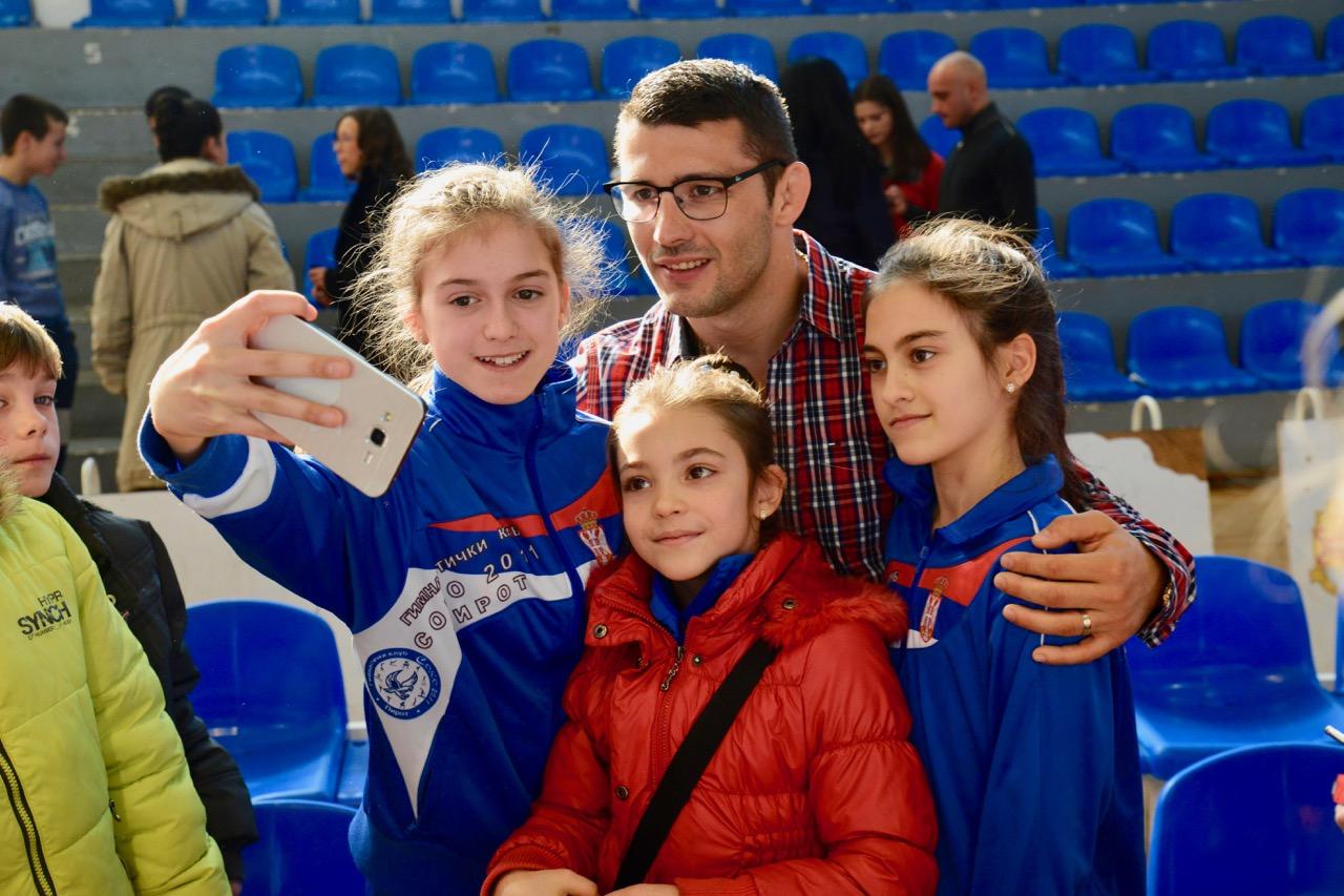 Photo of Davor Štefanek za Pirotske vesti: Kako sam postao svetski prvak