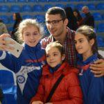 Davor Štefanek, promoter ovogodišnje Božićne škole sporta, najbolji rvač na svetu