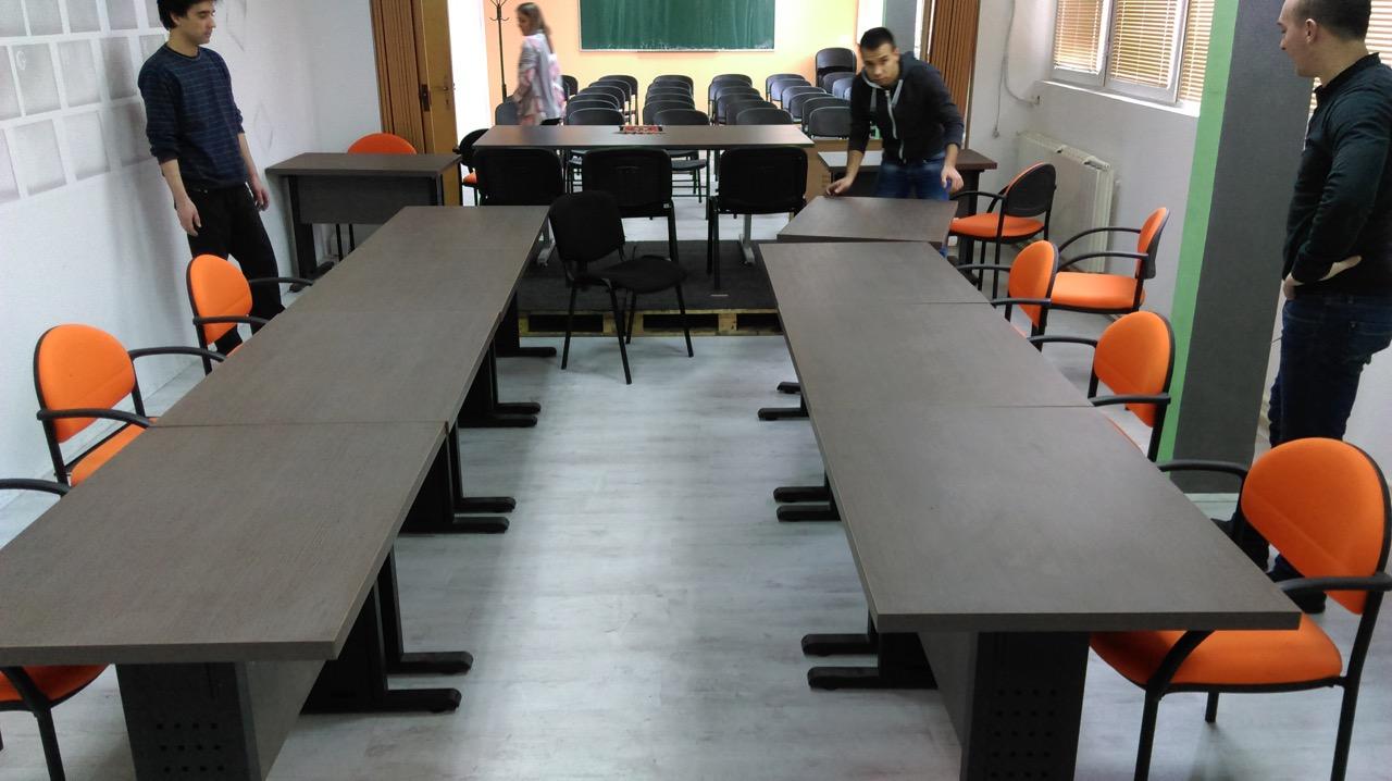 Photo of Prostor za programere u Kancelariji za mlade