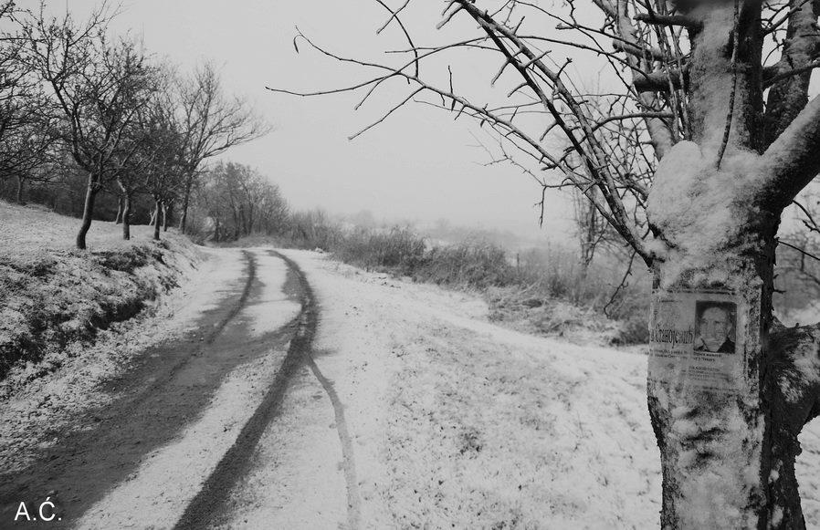 Photo of AMSS: Vetar stvara smetove na planinskim putevima