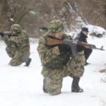 Pripadnici Vojske čuvaju granicu sa Bugarskom od ilegalaca (foto vest)