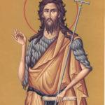 Српска православна црква и верници данас славе Светог Јована Крститеља