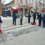 I Parking servis angažovan na čišćenju snega