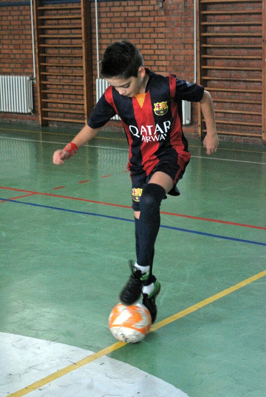 Photo of Škola fudbala u okviru Božićne škole sporta