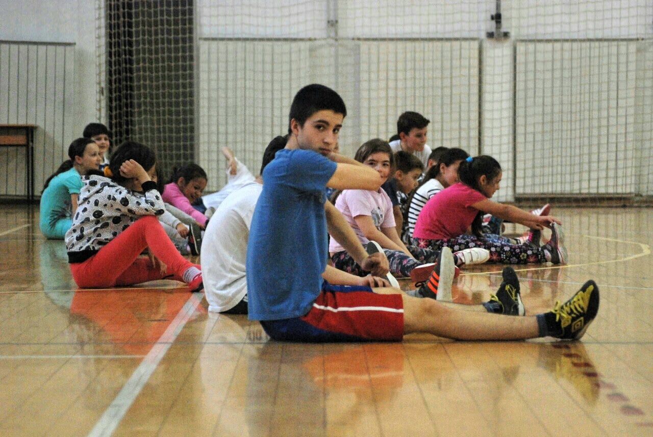 Photo of Škola atletike u Zimskoj školi sporta