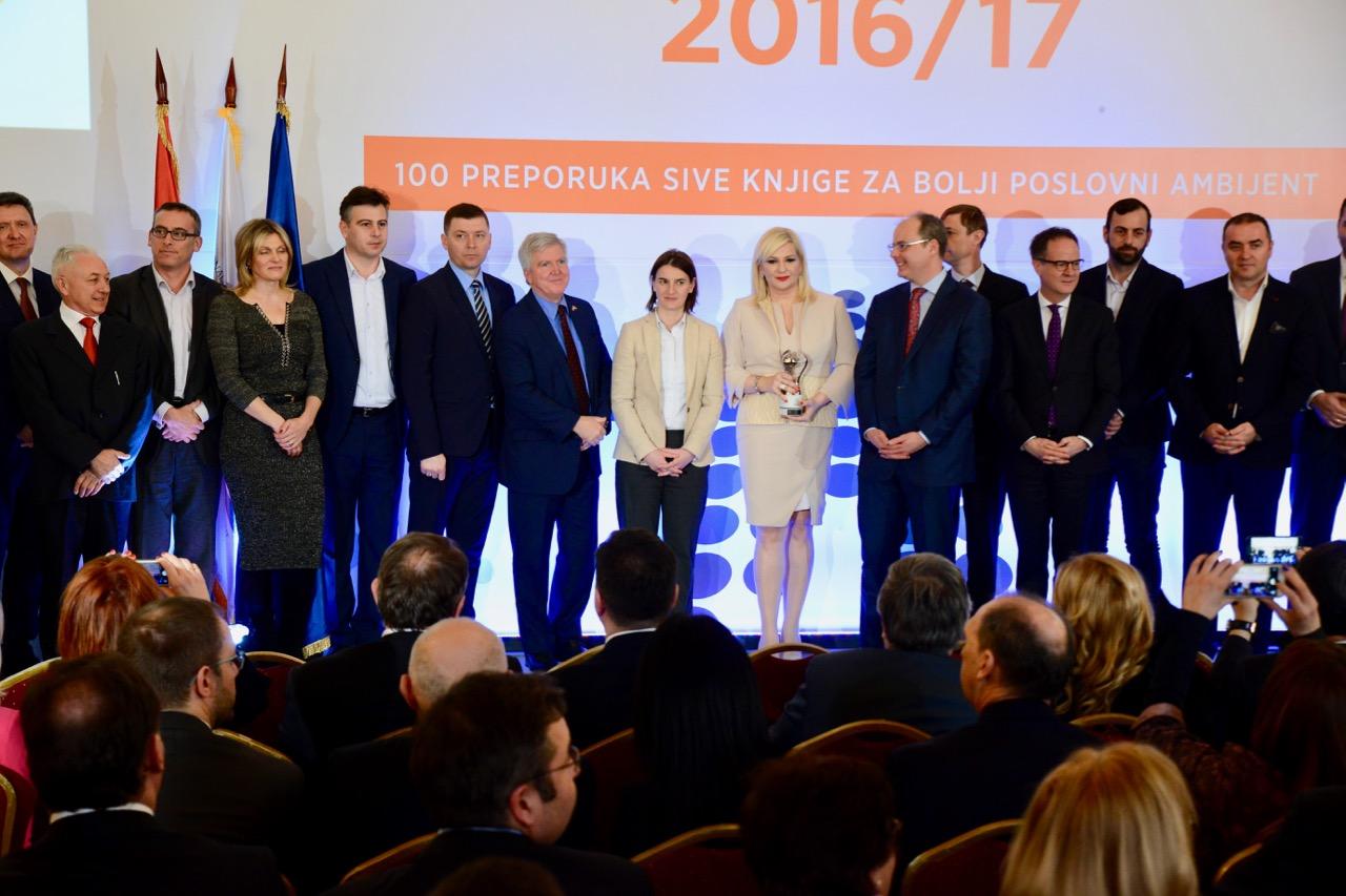 Photo of Vasić: NALED deset godina radi na poboljšanju poslovnog ambijenta u Srbiji