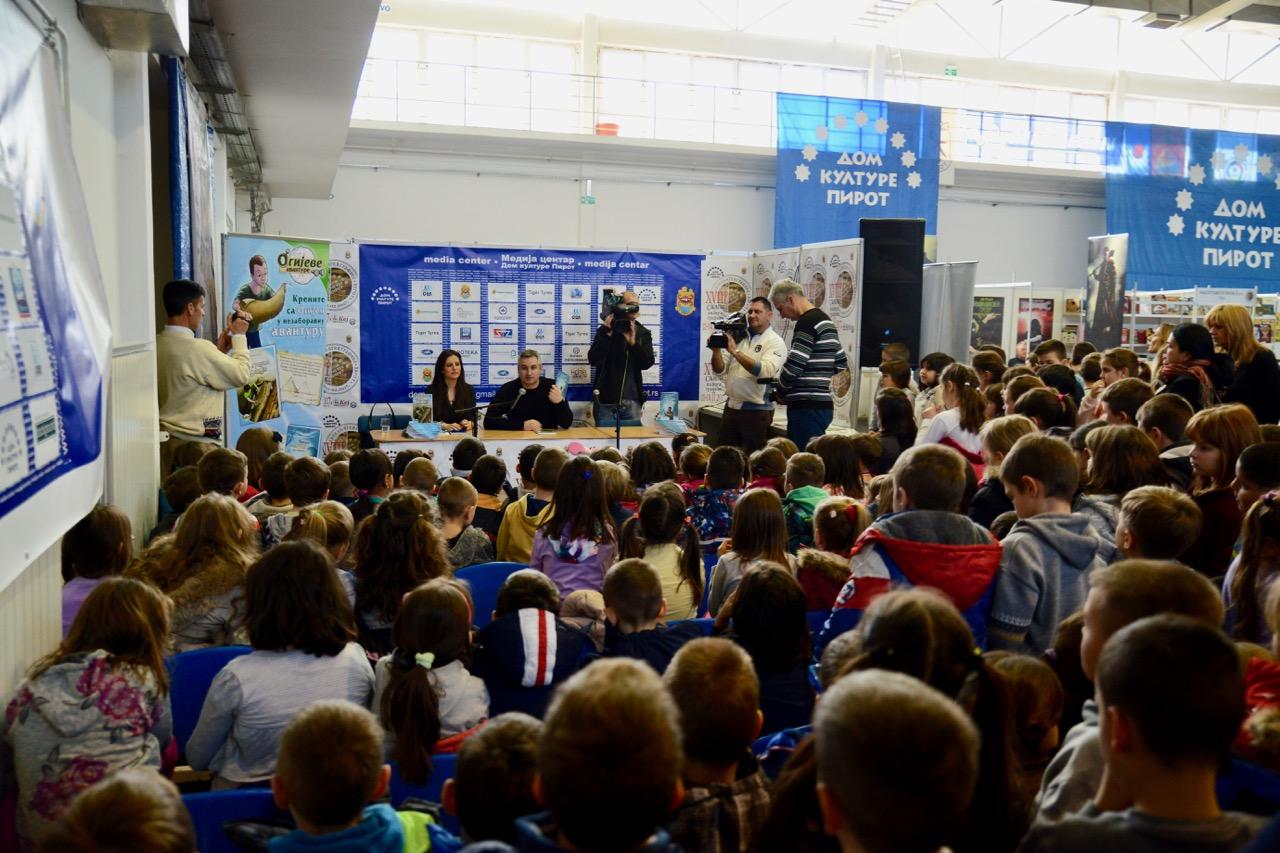 Photo of Pirot – grad knjige, Salon knjiga posetilo skoro 12.000 ljudi