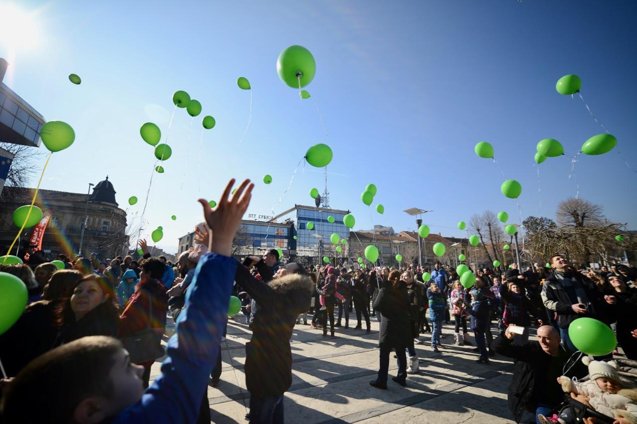 Photo of Veliki broj Piroćanaca podržao humanitarnu akciju NURDOR-a