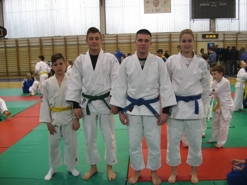 Photo of Džudo klub Pirot dobio dva prvaka Centralne Srbije, srebro i bronza