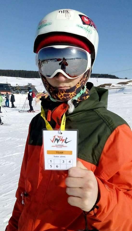 Photo of Član SK Stara planina Todor Jović stigao do finala Svetskog prvenstva u snoubordu