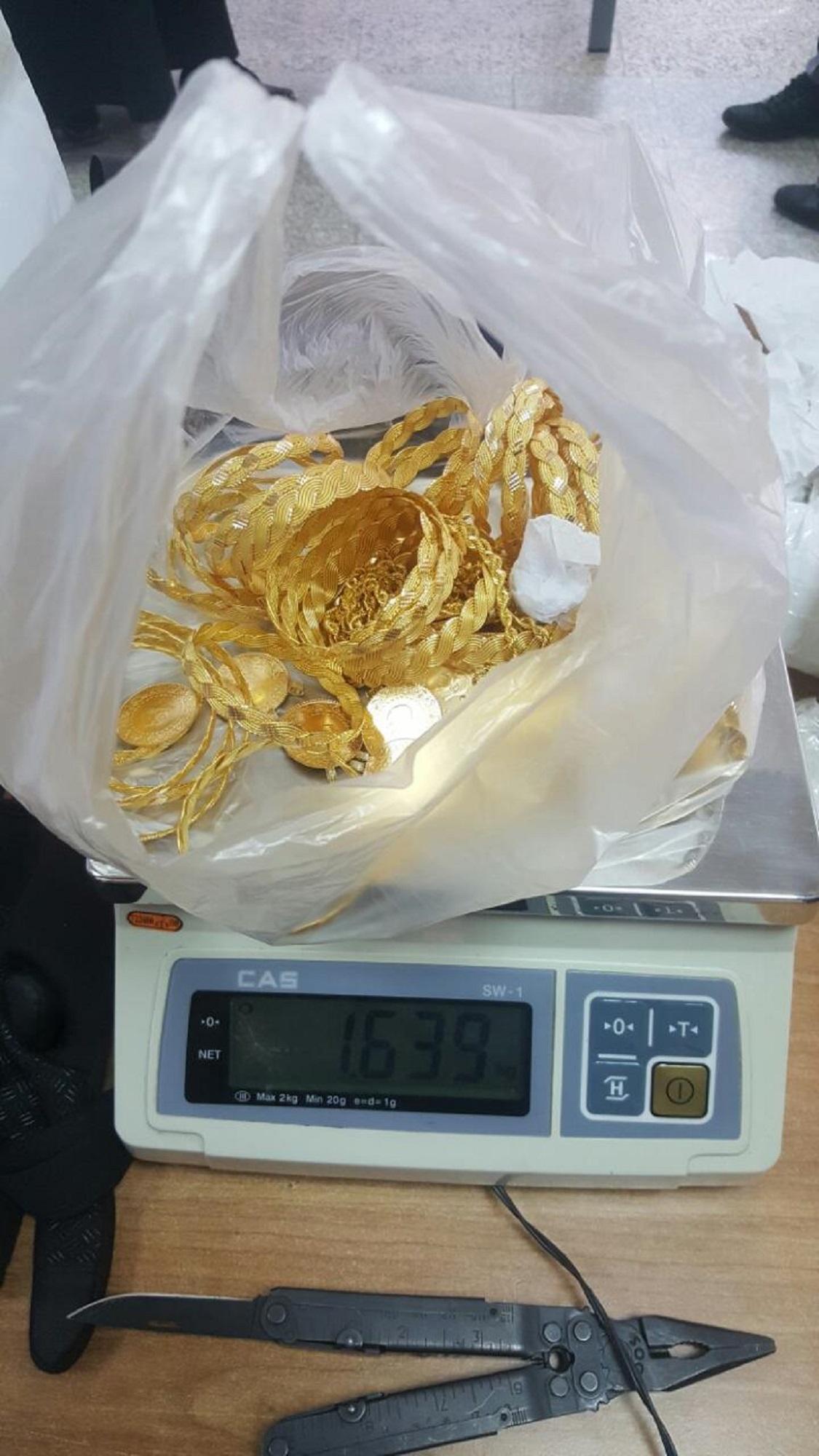 Photo of Na Gradini zaplenjeno zlato vredno 5 miliona dinara
