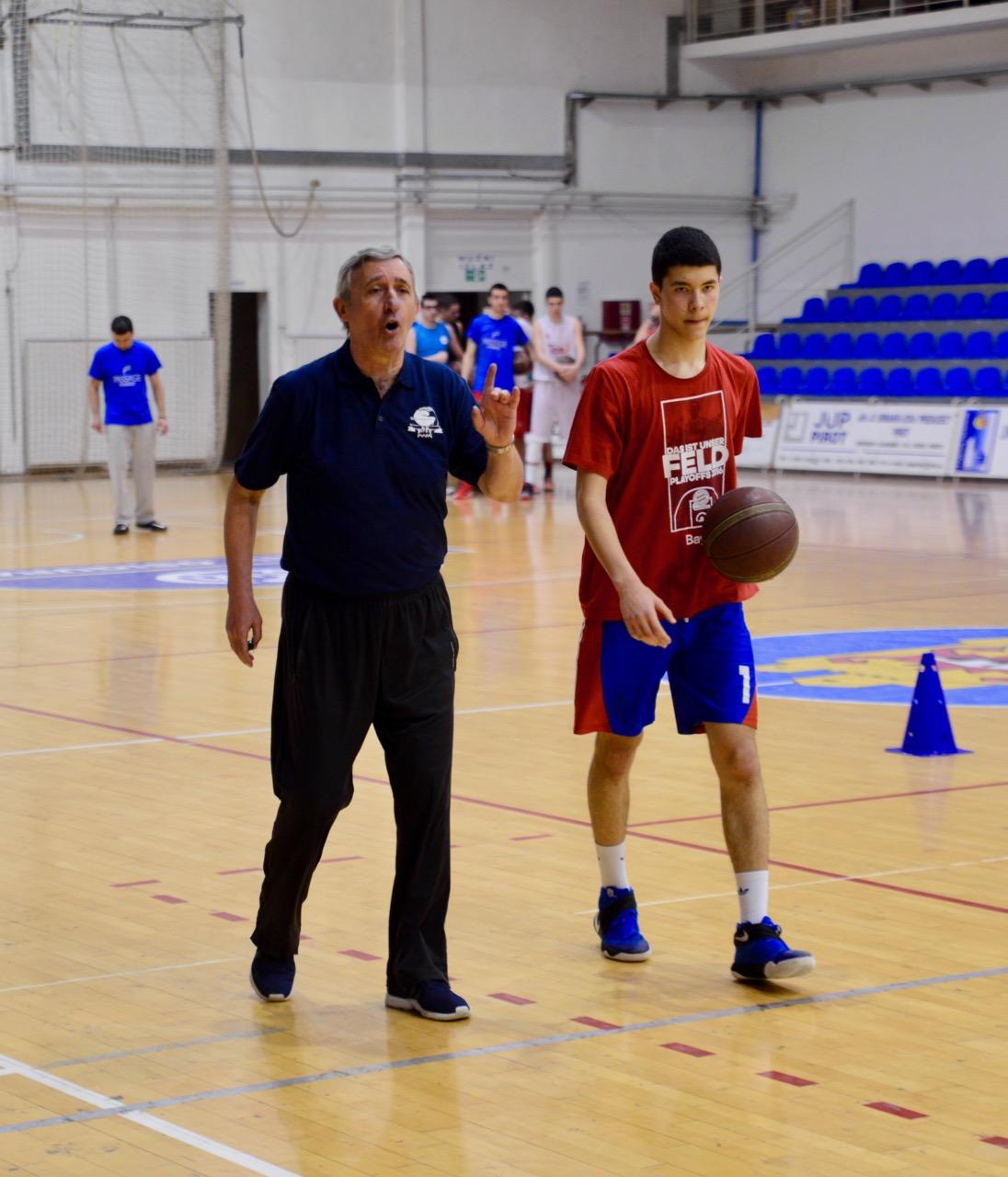 Photo of Mlade nade pirotske košarke boravile u poseti minhenskom Bajernu