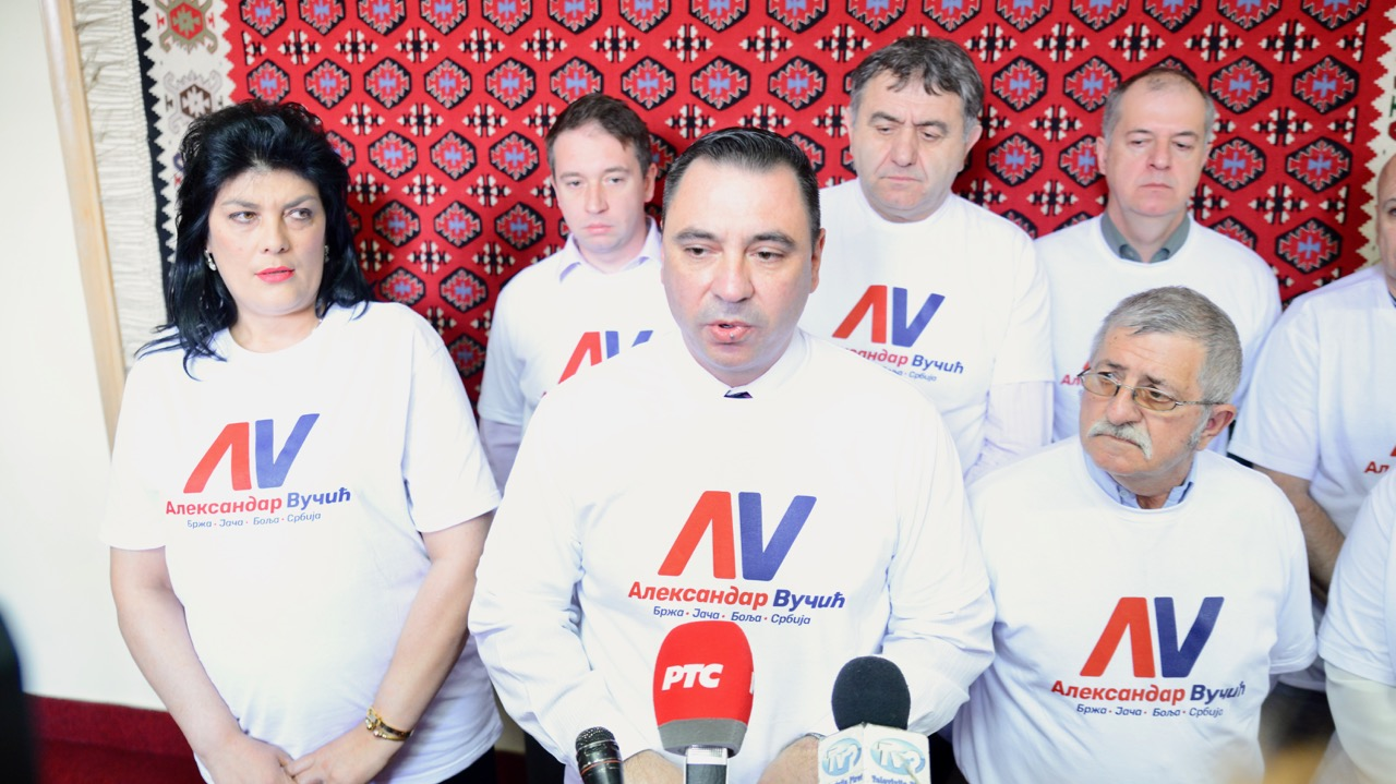 Photo of Pirotski SNS pozvao građane Pirota da glasaju za Aleksandra Vučića