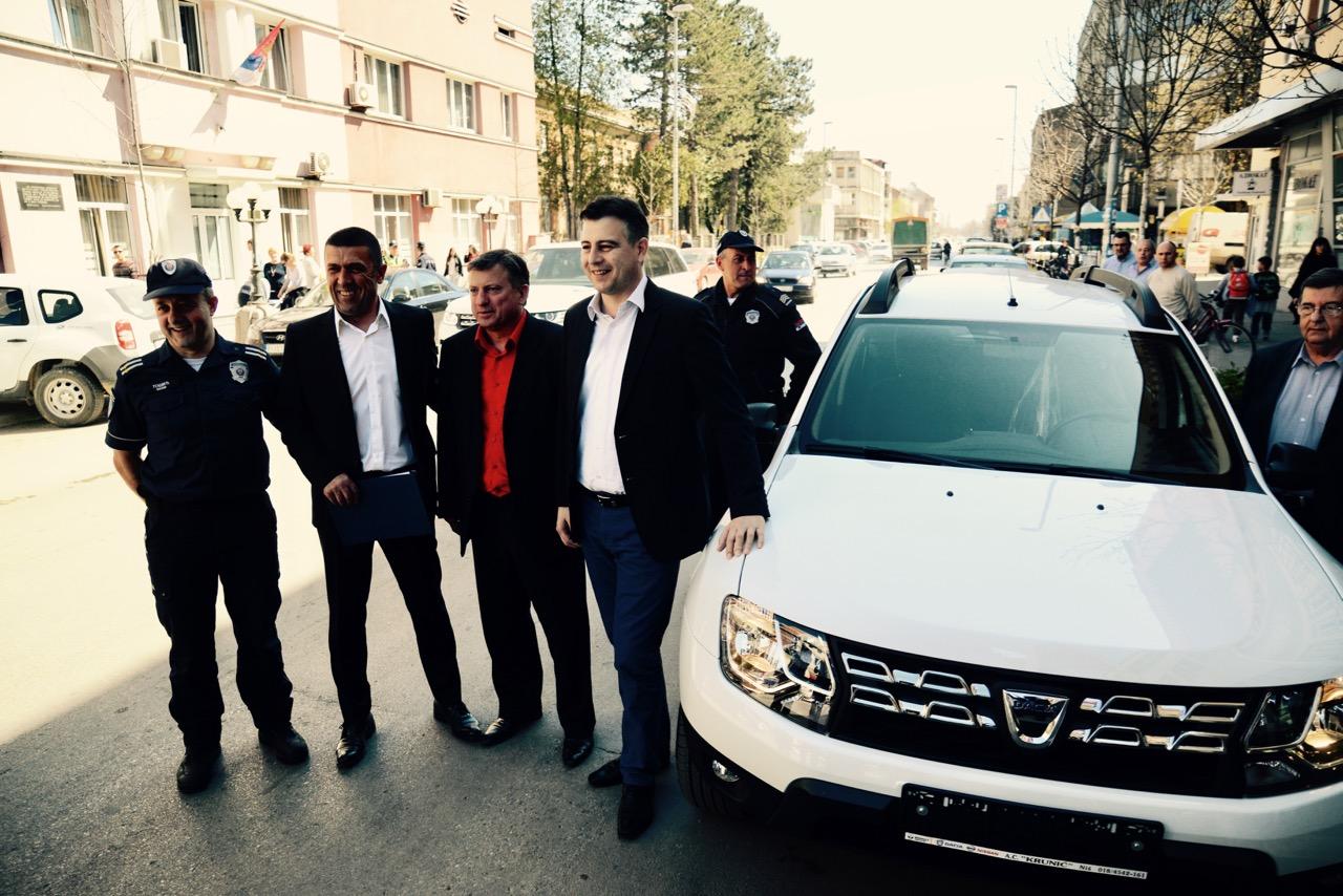 Photo of Grad pomaže rad Policijske uprave Pirot