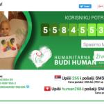 Fondacija Aleksandra Šapića objavila SMS broj za Milu Panić – šaljite 266 na broj 3030