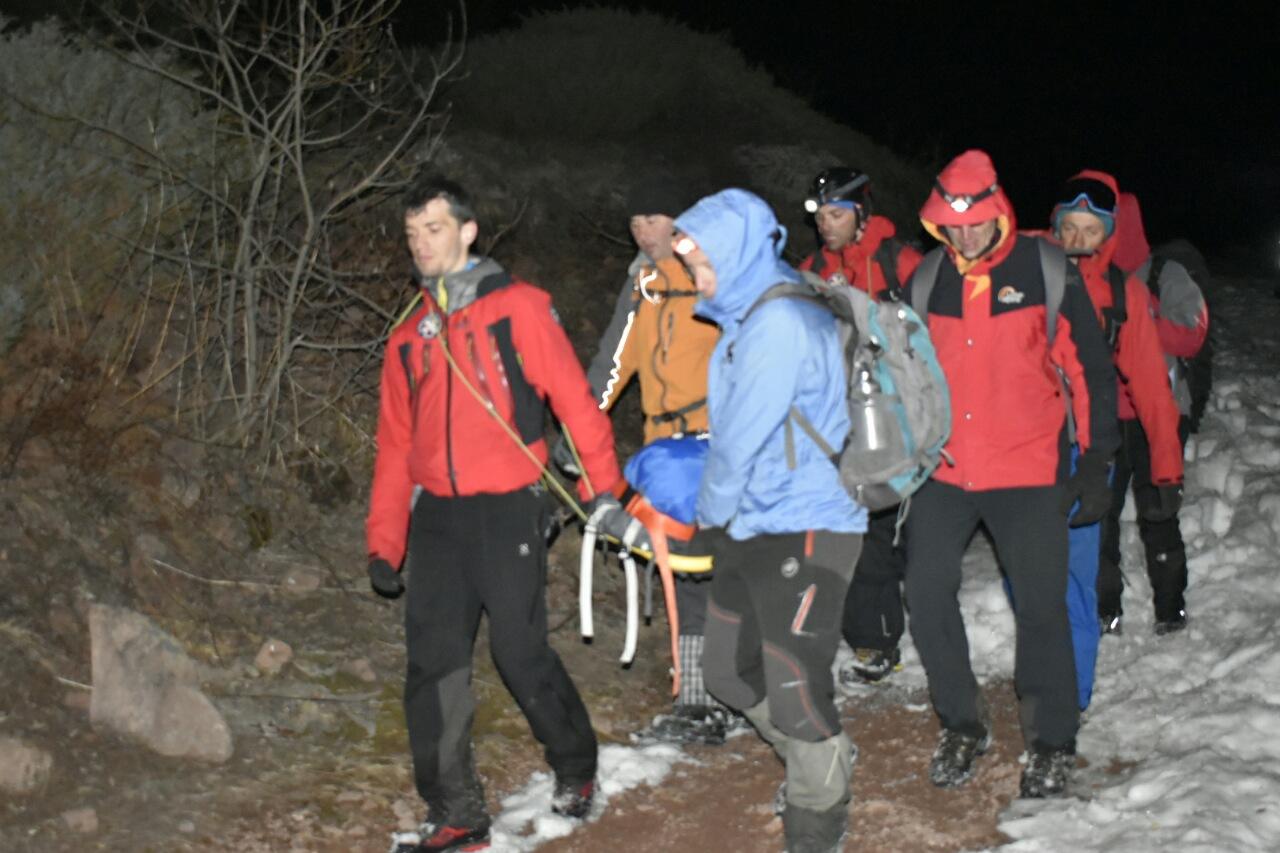 Photo of Uspešna akcija spašavanja planinarke na Staroj planini