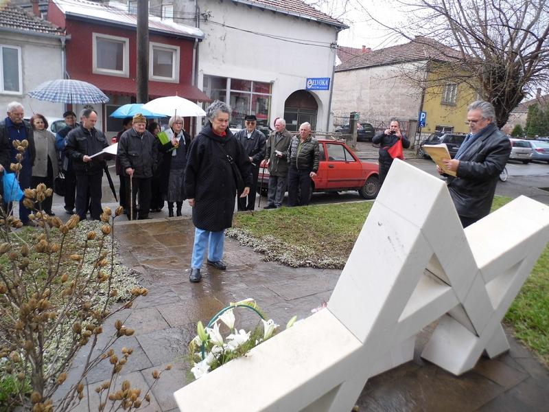 Photo of Komemorativni skup povodom 78 godina od deportacije i stradanja pirotskih Jevreja