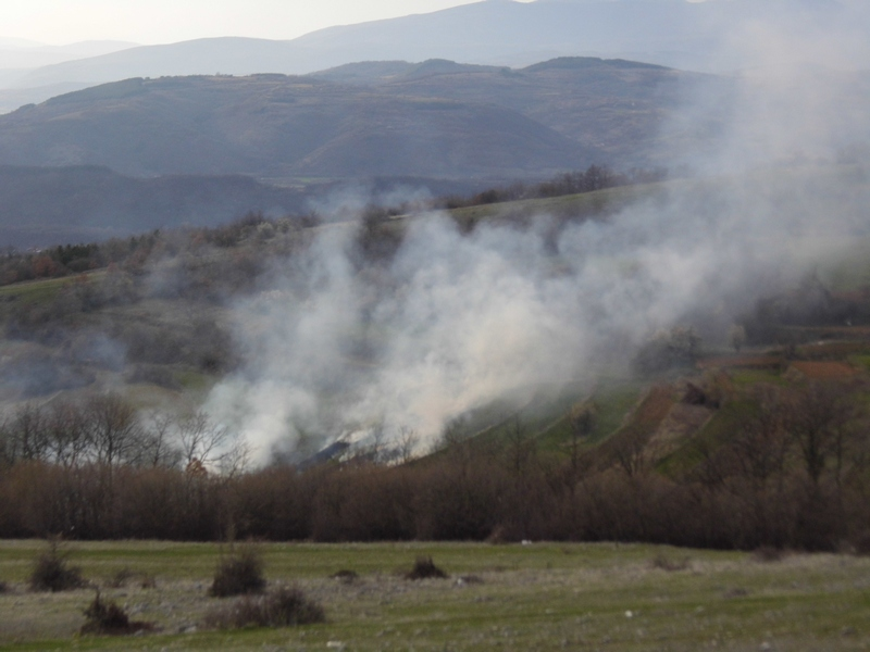 Photo of Vatrogasci:Rekordan broj požara!